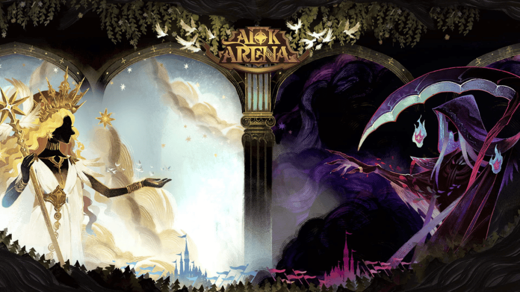 afk arena pvp pve 2021 voyage of wonders signature item emblem furniture king's tower heroes campaign redemption codes bountiful trials