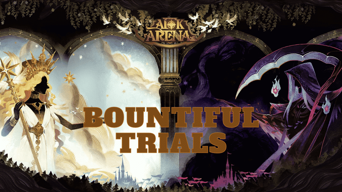 AFK Arena bountiful trials guides – Respen Arena of Trials added