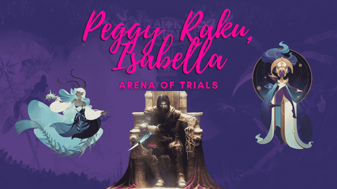 AFK Arena Bountiful Trials Guides – Desira, Prince of Persia & Morael (NEW)