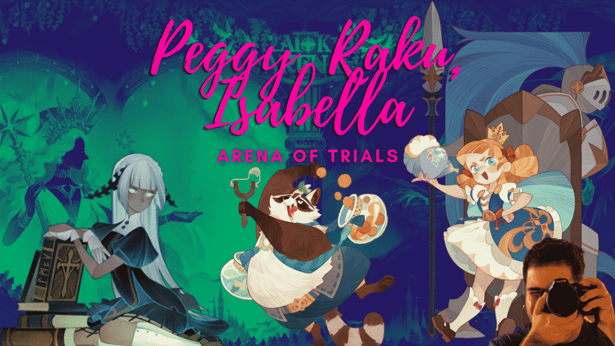 AFK Arena Bountiful Trial Formation Guides – Peggy & Raku, Isabella (NEW)