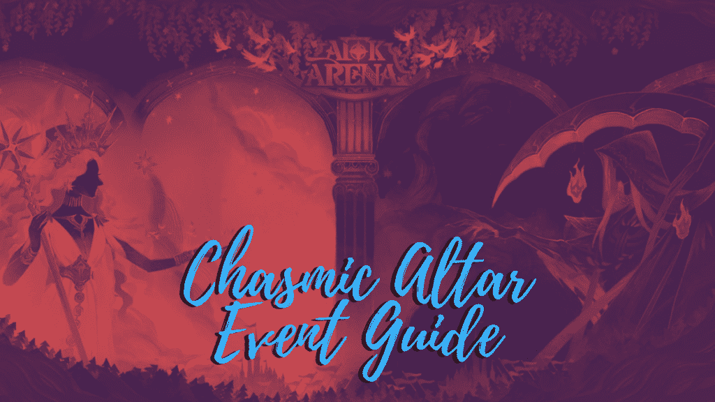 afk arena chasmic altar guide