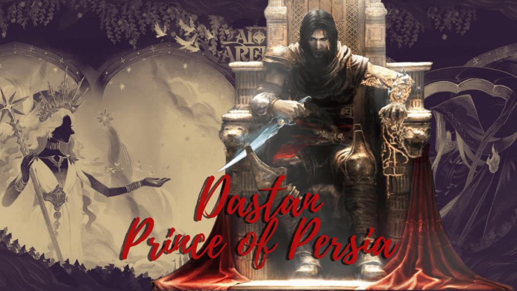 dastan prince of persia afk arena