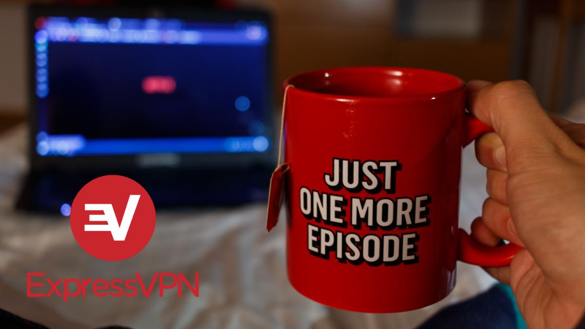 Express VPN for Netflix
