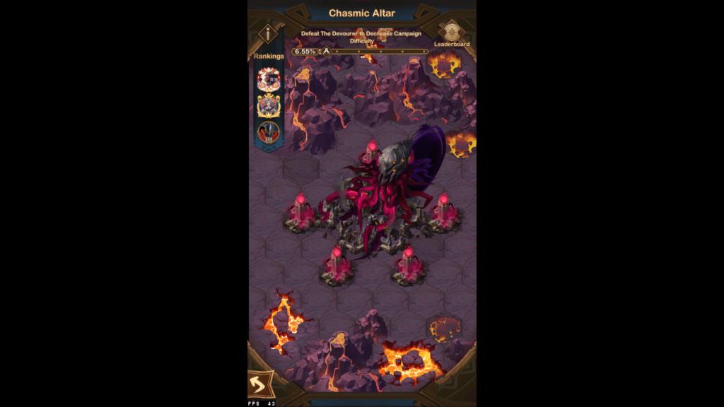 chasmic altar and the devourer best team comps