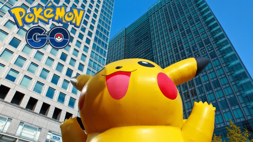 pokemon go change location