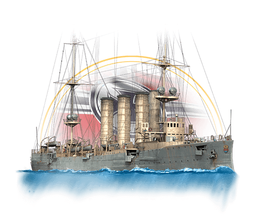 wow ship emden premium german cruiser