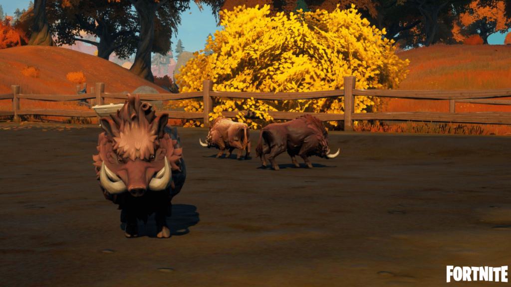 Fortnite Boars