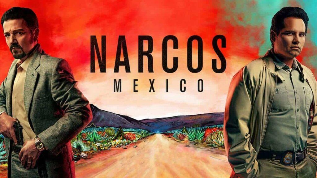 narcos: mexico Miguel Ángel Félix Diego Luna Gallardo Enrique 'Kiki' Camarena Michael Peña