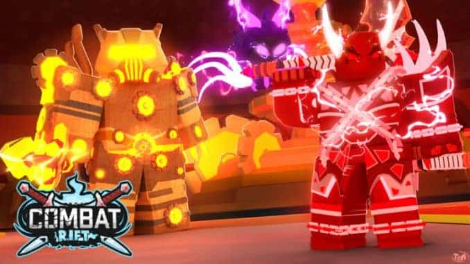 how to redeem roblox combat rift codes