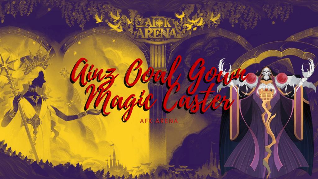 Ainz Ooal Gown AFK Arena