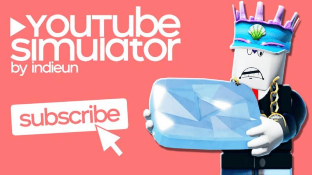 YouTube Simulator Codes Roblox