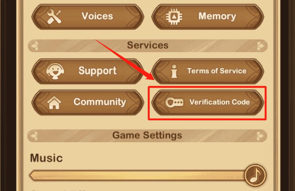 AFK Arena verification code service