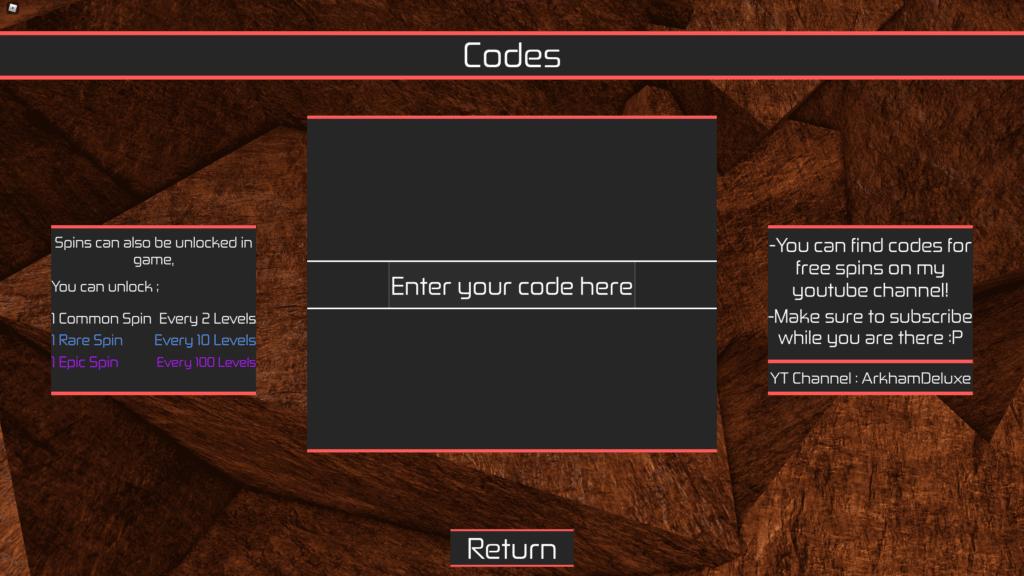 how to redeem heroes online codes
