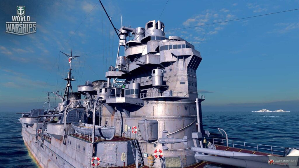 World of Warships banner invite