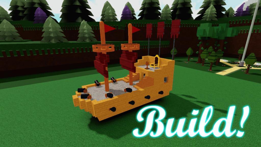 Build a Boat for Treasure Codes Roblox