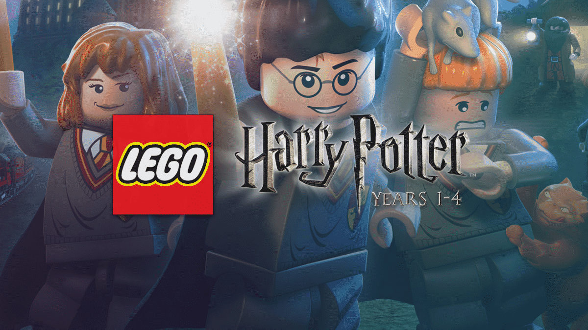 Lego Harry Potter Years 1-4 5-7 Cheat Codes