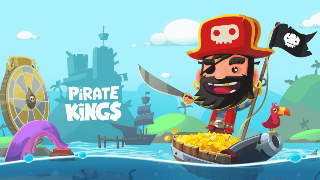 Pirate Kings Free Spins Coins Links