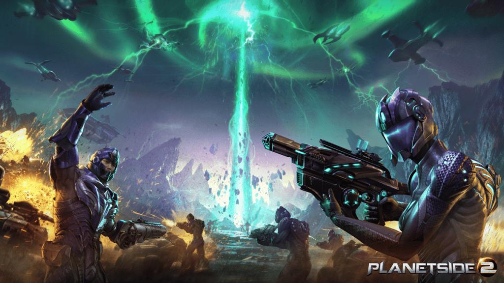 PlanetSide 2 Codes