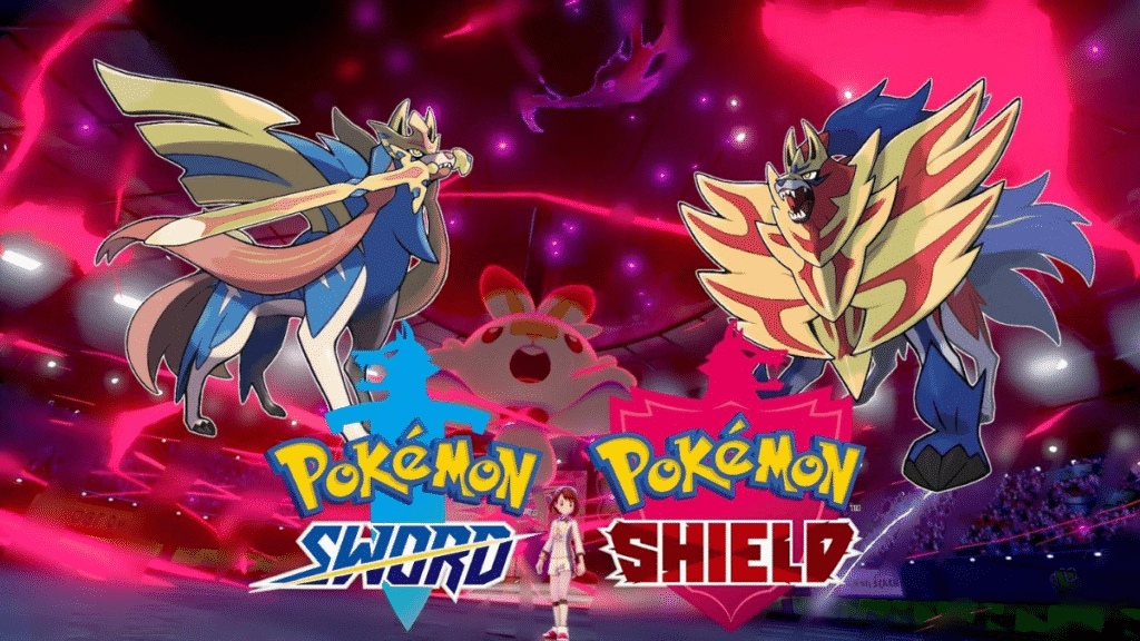 Pokemon Sword and Shield How to Get and Use the Destiny Knot in Breeding Guide