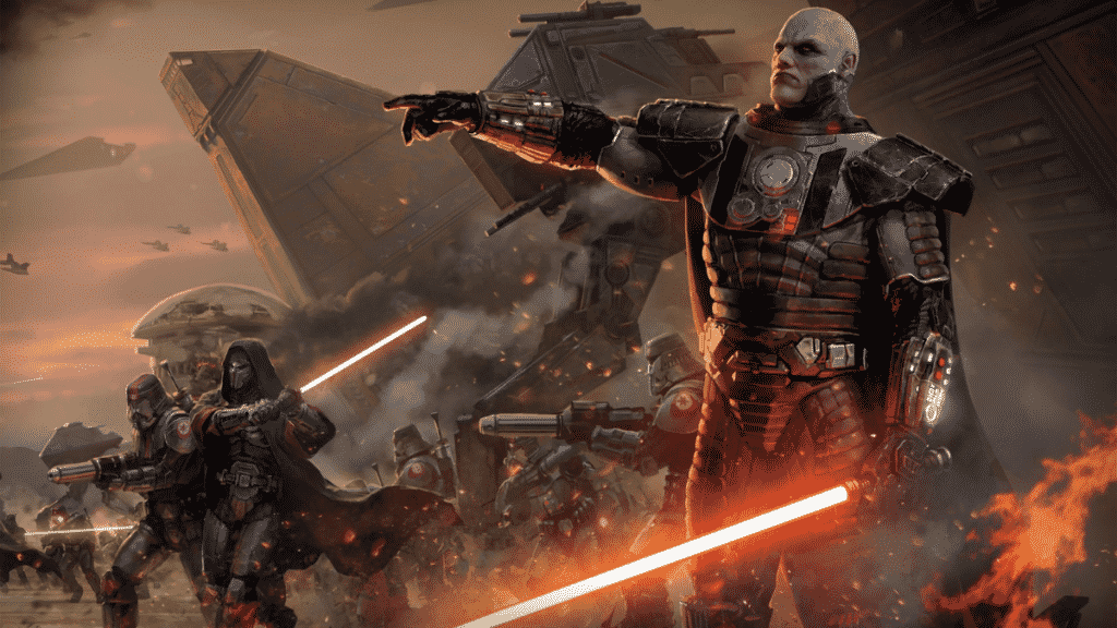 Star Wars The Old Republic Codes SWTOR