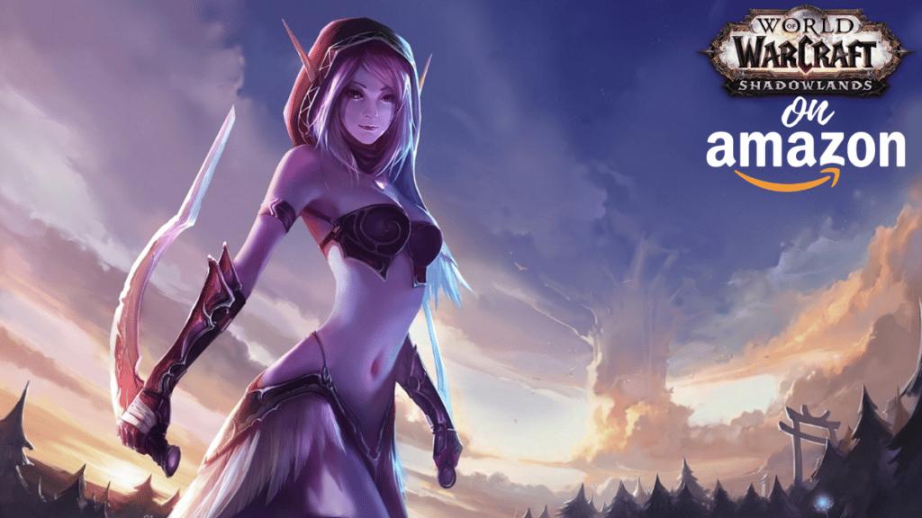 World of Warcraft Amazon merchandise
