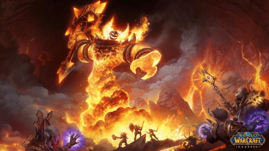 World of Warcraft The Burning Crusade Classic Server Populations