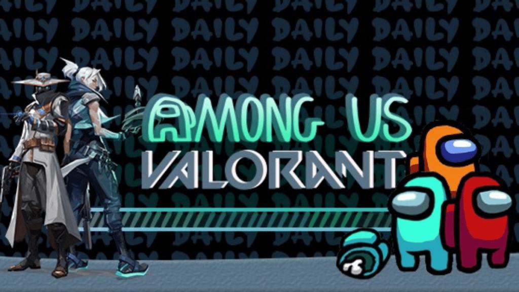 Among Us Valorant Crosshair Settings