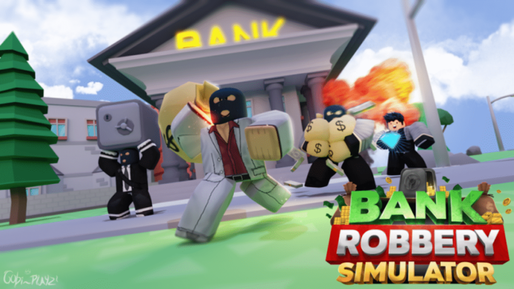 Bank Robbery Simulator Codes Roblox