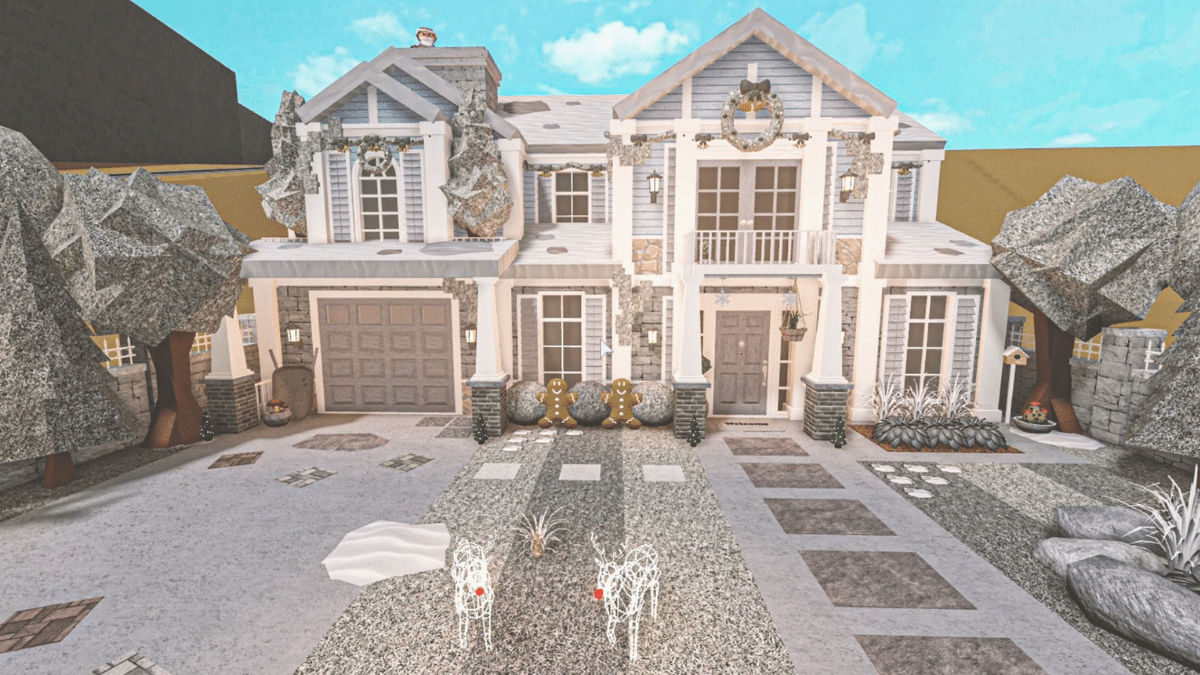 Bloxburg House Ideas - The Best Bloxburg Houses