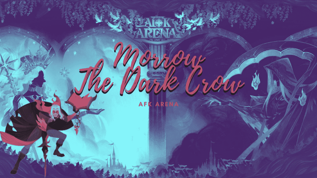 Morrow - The Dark Crow