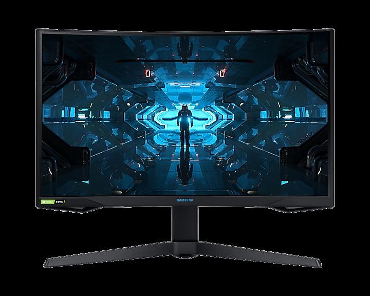 Samsung Odyssey G7 1440p VA monitor 240Hz