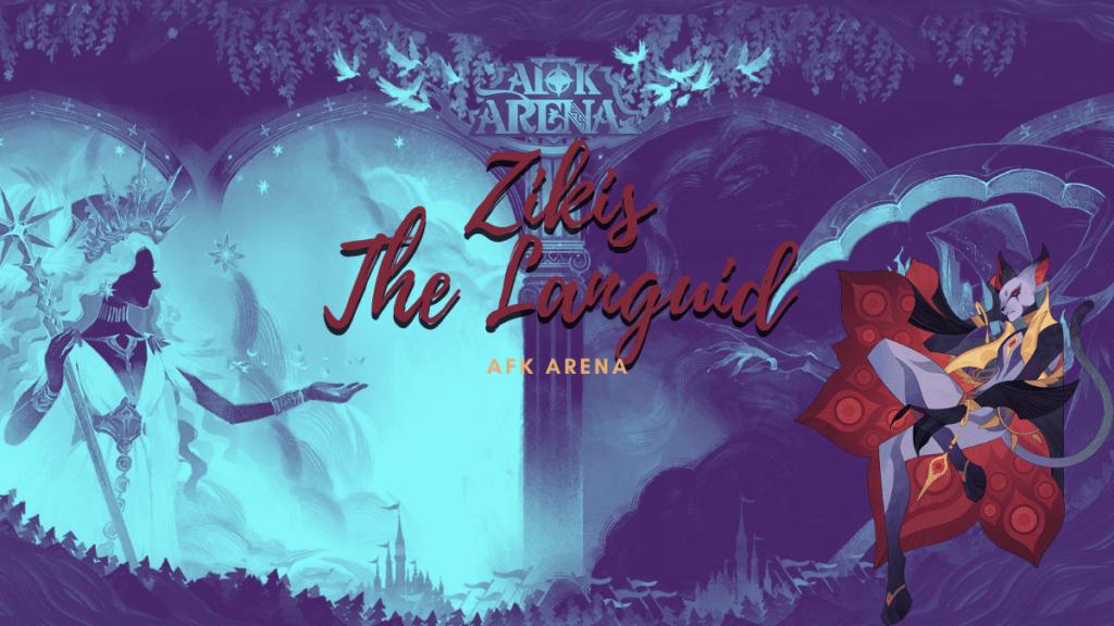 Zikis - The Languid