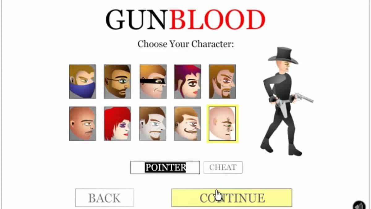 Gunblood Cheat Codes List level Codes