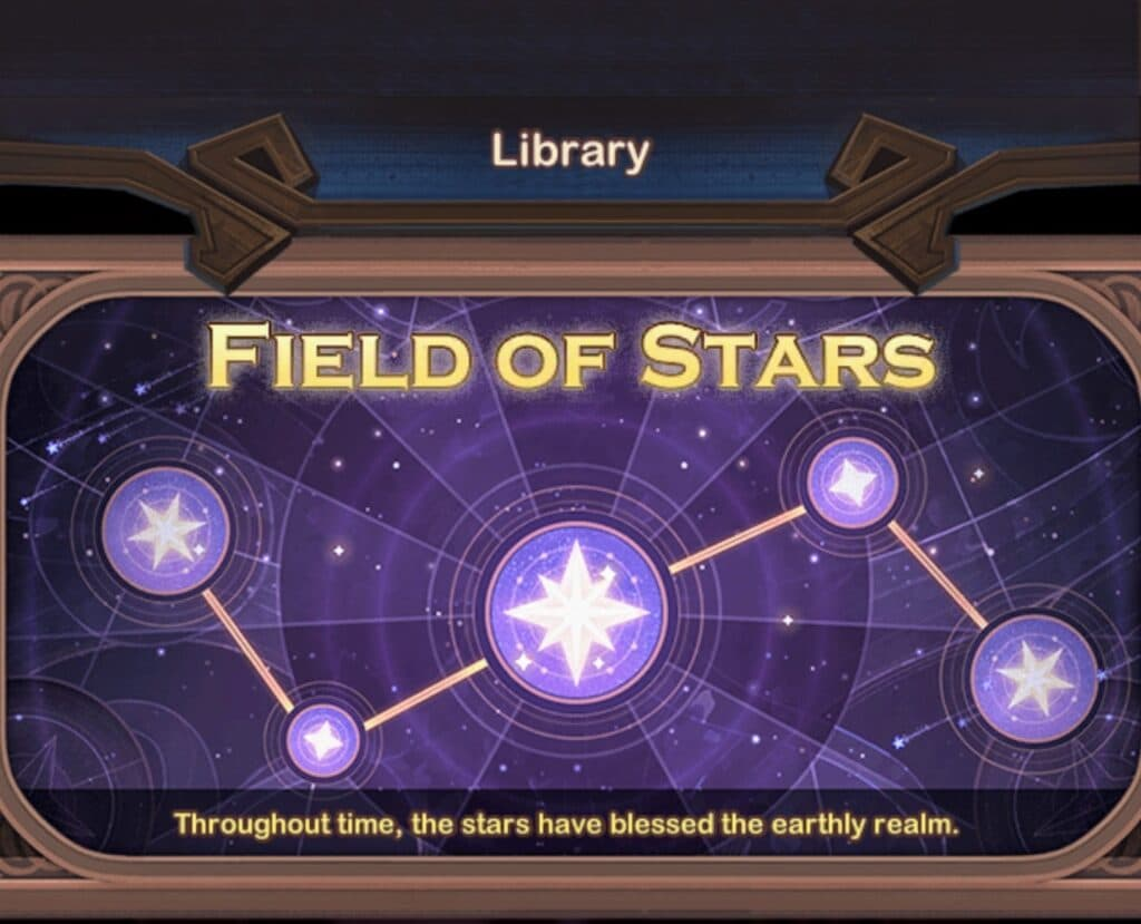 AFK Arena Field of Stars