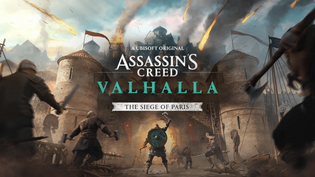 How to get the Ulfberht Sword in Assassin's Creed Valhalla The Siege Of Paris