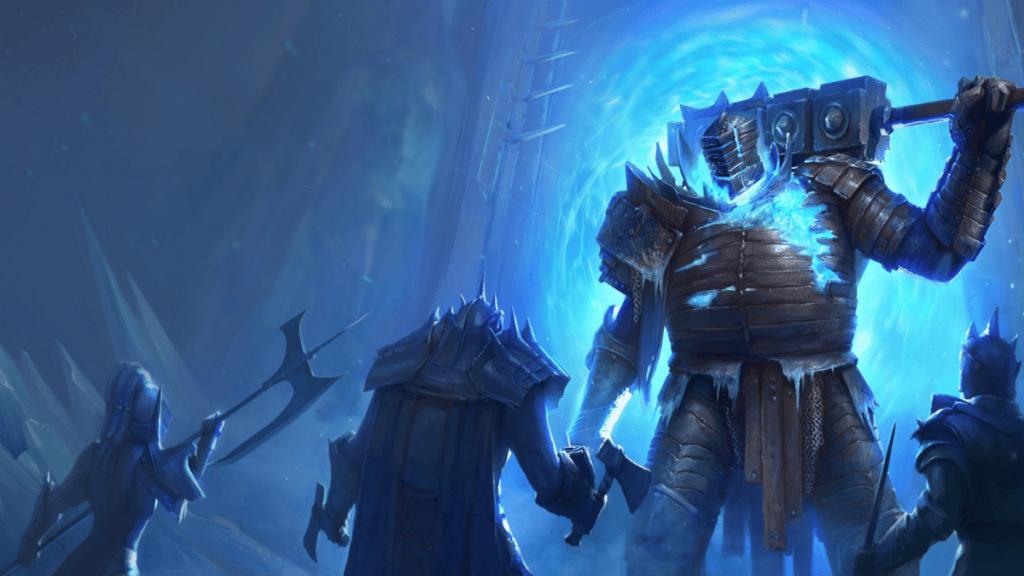 RAID Shadow Legends Keybindings on Plarium Play