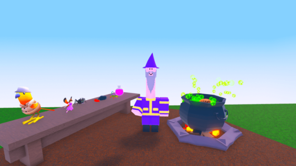 Roblox Wacky Wizards how to get the Frog Ingredient