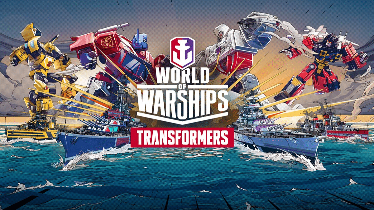 World of Warships Legends joins forces with TRANSFORMERS (1)