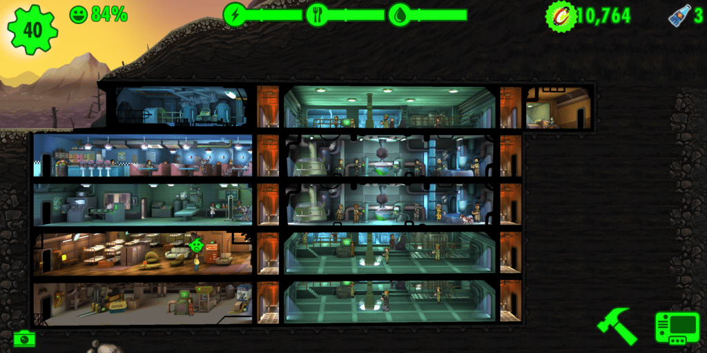 Fallout Shelter cheats, codes, tricks, trainers list