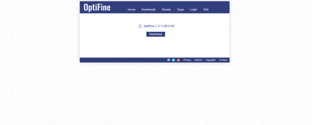 how to download and install optifine