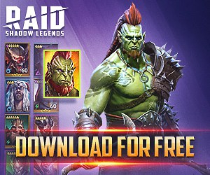 Raid shadow legends download for free