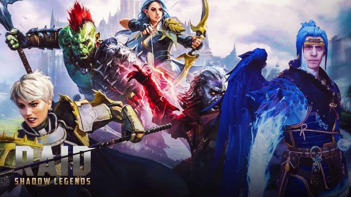 Why is RAID: Shadow Legends everywhere?